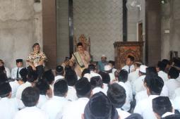 Dalami Sejarah Rasul SMP IT PAPB Peringati Maulid